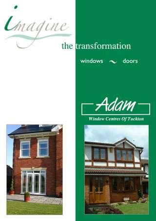 Adams Windows and Residential Doors in Tuckton