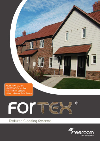 Fortex Cladding