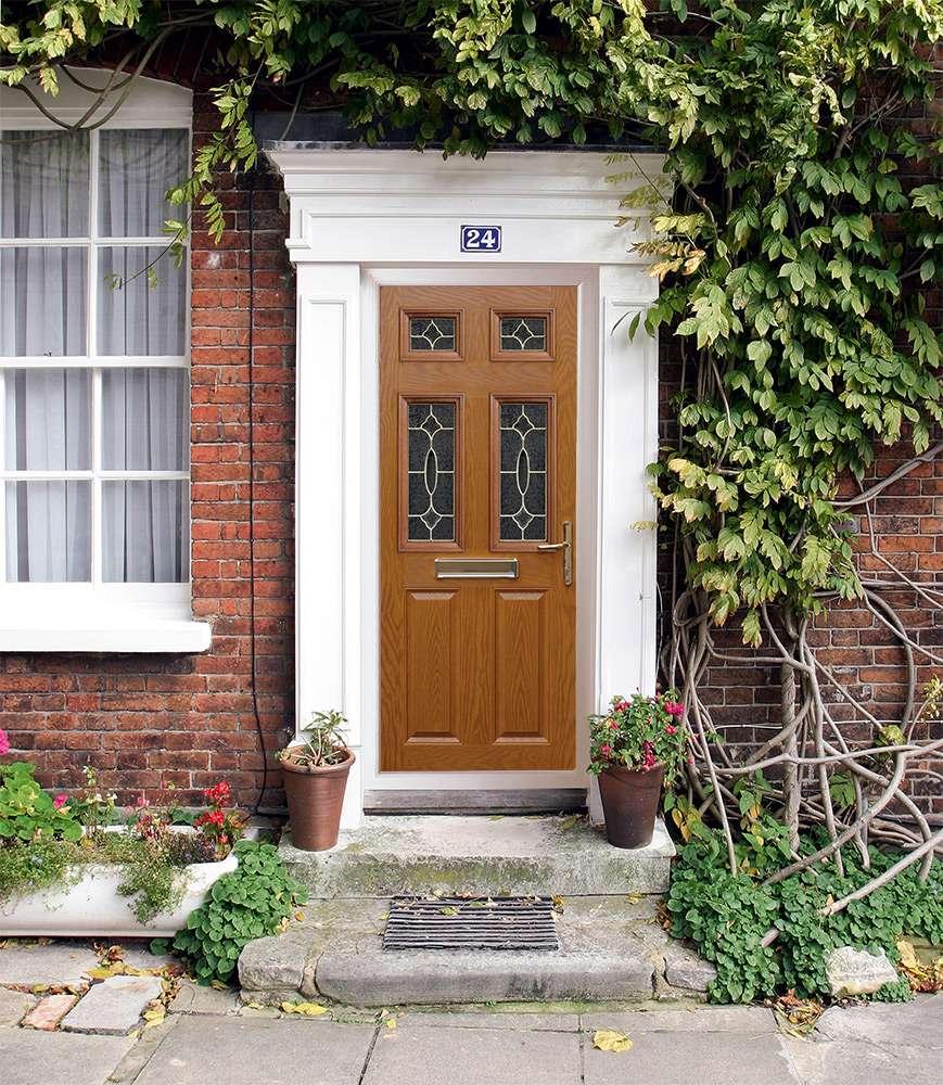 Composite Door Adam Window Centres